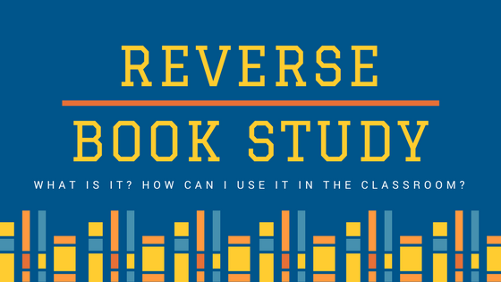 Reverse book study