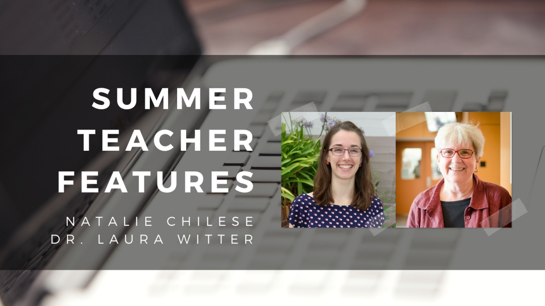 Summer teacher feature