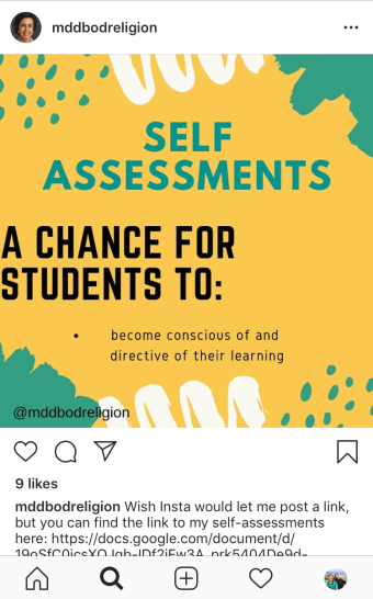 Dominguez Instagram Post